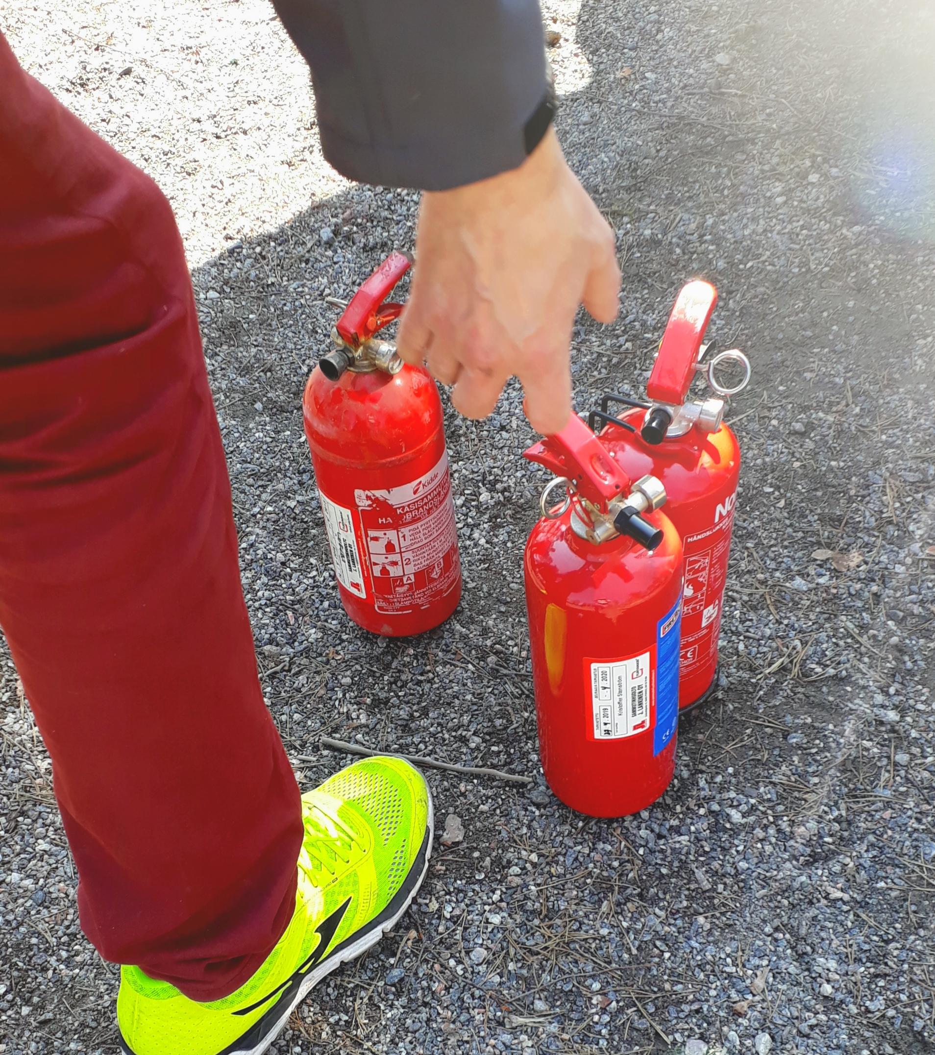 Brandsläckargranskning 2019